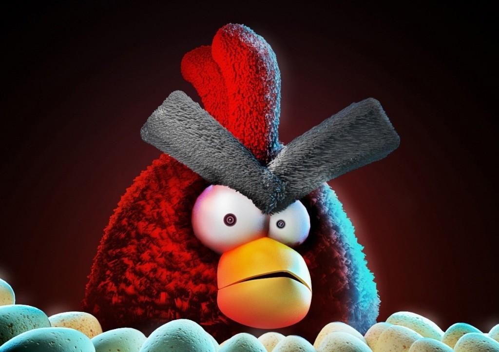 «Просто ещё одна игра» (Angry Birds и другие бессмысленные игры)