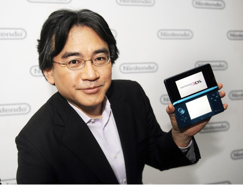 Сатору Ивата о будущем портативных консолей